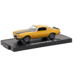 Chevrolet Camaro Z/28 RS 1970 1/64 M2 Machines Auto Drivers 11228 Release 47