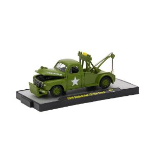 Guincho Studebaker 2R 1949 1/64 M2 Machines Auto Trucks 32500 Release 44