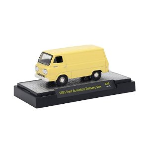 Ford Econoline Delivery Van 1965 1/64 M2 Machines Auto Trucks 32500 Release 48