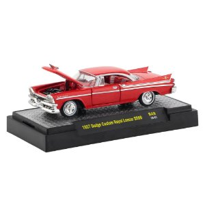 Dodge Custom Royal Lancer D500 1957 1/64 M2 Machines Auto Thentics 32500 Release 49