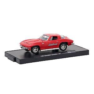 Chevrolet Corvette 427 1966 Edelbrock 1/64 M2 Machines Auto Drivers 11228 Release 52