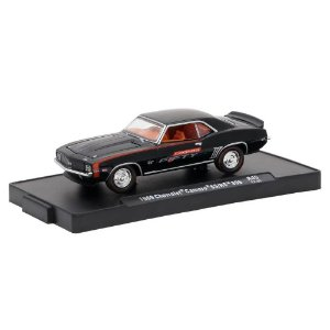 Chevrolet Camaro SS/RS 396 1969 Camaro Fifty 1/64 M2 Machines Auto Drivers 11228 Release 45