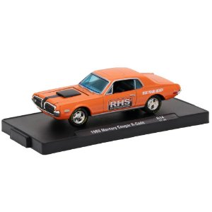 Mercury Cougar R-Cord 1968 RHS 1/64 M2 Machines Auto Drivers 11228 Release 44