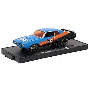 Pontiac GTO 1969 NOS 1/64 M2 Machines Auto Drivers 11228 Release 44