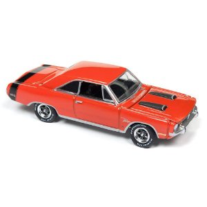 Dodge Dart Swinger 1971 1/64 Auto World Vintage Muscle Premium Series Release 1 Versão B