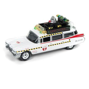 Ecto 1A Os Caça-Fantasmas 1/64 Johnny Lightining