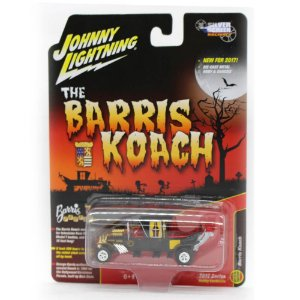 The Barris Koach 1/64 Johnny Lightning 2017 Series