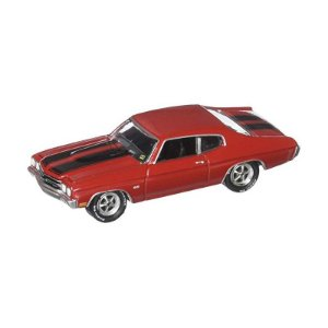 Chevrolet Chevelle SS 1970 Jack Reacher 1/64 Johnny Lightning Muscle Cars USA 2017 Series Release 3