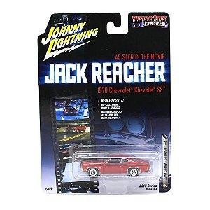 Chevrolet Chevelle SS 70 Jack Reacher 1/64 Johnny Lightning