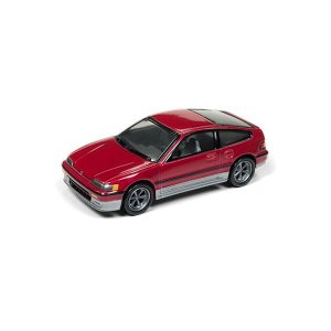 Honda CRX 1990 Import Heat 1/64 Johnny Lightning Street Freaks 2018 Series Release 1 Versão A