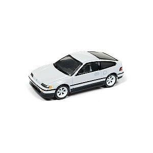 Honda CRX 1990 Import Heat 1/64 Johnny Lightning Street Freaks 2018 Series Release 1 Versão B