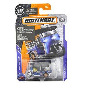MBX Tuk Tuk 1/64 Matchbox MBX Service 65° Anniversary