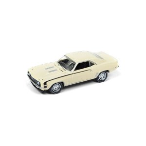 Chevrolet Camaro SS 1969 Camaro Fifty 1/64 Johnny Lightning Classic Gold Collection 2017 Release 4 Versão A