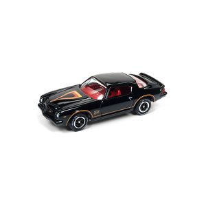 Chevrolet Camaro Z28 1977 1/64 Johnny Lightning Classic Gold Collection 2017 Release 4 Versão B