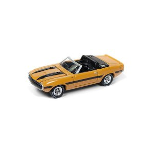 Shelby GT-500 1970 1/64 Johnny Lightning Classic Gold Collection 2017 Release 4 Versão B
