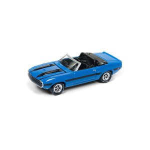 Shelby GT-500 1970 1/64 Johnny Lightning Classic Gold Collection 2017 Release 4 Versão A