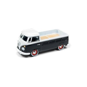 Volkswagen Kombi Type 2 Pickup 1965 1/64 Johnny Lightning Classic Gold Collection 2018 Release 1 Versão B