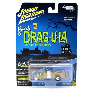 Drag-U-La Barris 1/64 Johnny Lightning 2017 Series