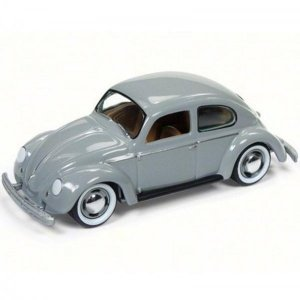 Volkswagen Fusca Split 1950 1/64 Johnny Lightning Classic Gold Collection Versão B
