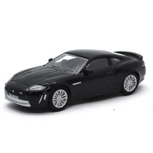 Jaguar XKR-S Coupe Ultimate Black 1/76 Oxford Automobile