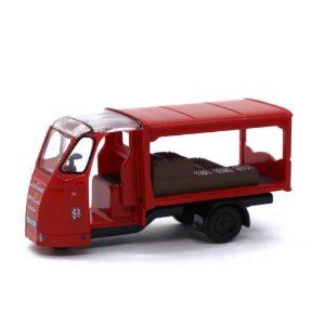 Scottish Dairy Farmers Milk Float 1/76 Oxford Commercials