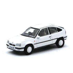 Vauxhall Astra MkII Branco Kadett 1/76 Oxford Automobile Company