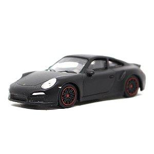 Porsche Turbo 911 Concept Black 1/64 Schuco