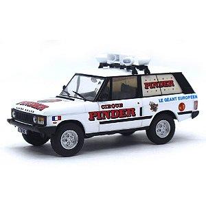 Land Rover Range Rover Pinder Circus Marketing 1970 1/43 Edicola
