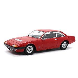 Ferrari 365 GT4 2+2 1972 Vermelha 1/18 KK Scale Models
