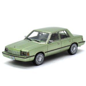 Dodge Aries K Car Version 1 1983 1/43 Neo Scale Models