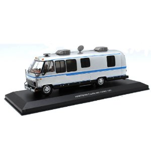 Airstream Excella 280 Turbo Motorhome Camper 1981 1/43 Ixo