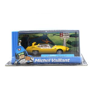 Mistcal GT Vaillante Michel Vaillant 1/43 Ixo Altaya
