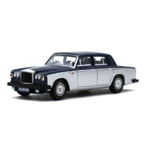 Bentley T2 Saloon Seychelles Azul 1/76 Oxford Automobile