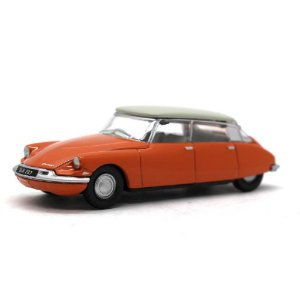 Citroen DS19 Coral 1/76 Oxford Automobile