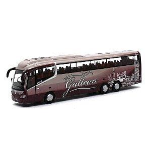 Ônibus Scania Irizar I6 Galleon Travel 1/76 Oxford Omnibus