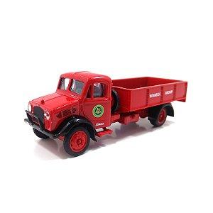 Caminhão BRS Bedford OY Dropside 1/76 Oxford Commercials