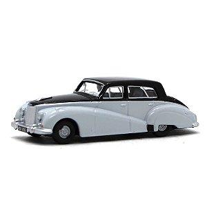 Armstrong Sid Preto e Cinza 1/76 Oxford Automobile Company