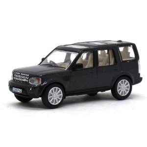 Land Rover Discovery 4 Azul 1/76 Oxford Automobile Company