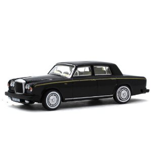 Bentley T2 Saloon Masons Preto 1/76 Oxford Automobile Company