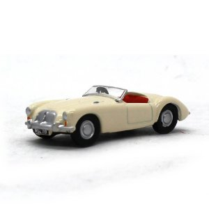 MGA Old English Branco 1/76 Oxford Automobile Company