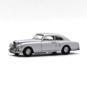 Bentley S1 Continental Fastback Cinza 1/76 Oxford Automobile Company