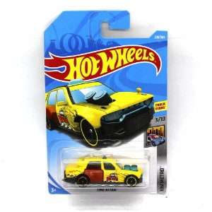 Time Attaxi 1/64 Hot Wheels HW Metro