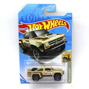 Dodge D100 1987 1/64 Hot Wheels Baja Blazers
