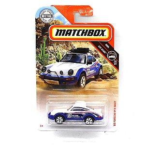 Porsche 911 Rally 1985 1/64 Matchbox MBX Off Road
