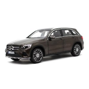 Mercedes Benz GLC Class X253 2015 Marrom 1/18 Norev Collectors