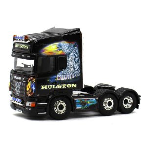 Scania R Topline RHD John Hulston Haulage 1/50 Corgi