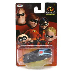 Boosted Incredibile Carro Os Incriveis 2 1/64 Jakks