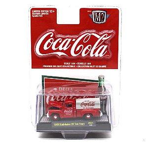 Studebaker 2R Tow Truck 1949 Coca Cola 1/64 M2 Machines 52500 Release RW01