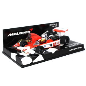 McLaren F1 Ford M23 N 12 GP Africa do Sul 1976 Jochen Mass 1/43 Minichamps