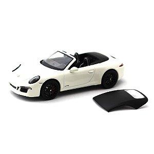 Porsche 911 Carrera GTS Cabriolet Branco 1/43 Schuco